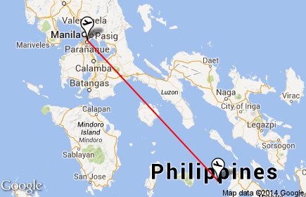 philippine airlines manila masbate flight